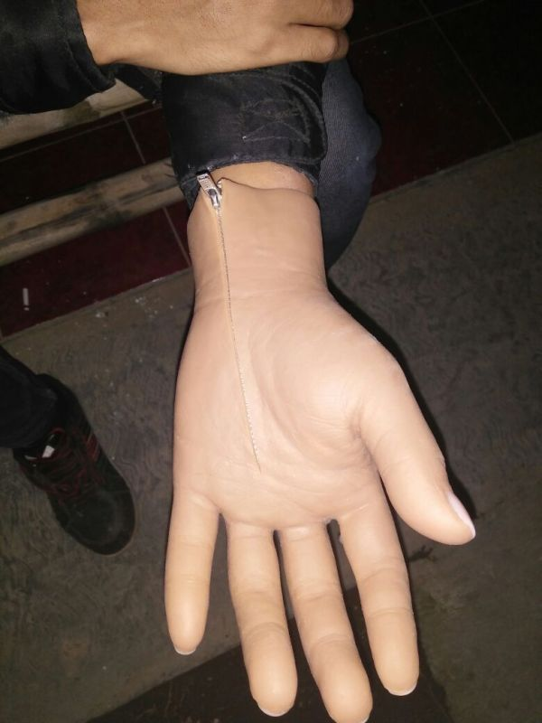 tangan palsu glove 5